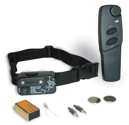 PetSafe Deluxe Big Dog Trainer PDBDT-305 Best Bark Dog Training Collar Review