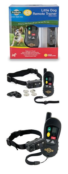 PetSafe Little Dog Remote Trainer features