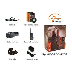 SportDog SD-425 Remote Best Dog Training Collars