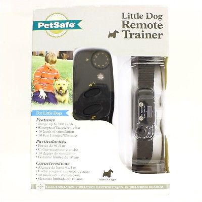 PetSafe Deluxe Little-Dog Remote Trainer PDLDT-305 – Best Bark Collar Review