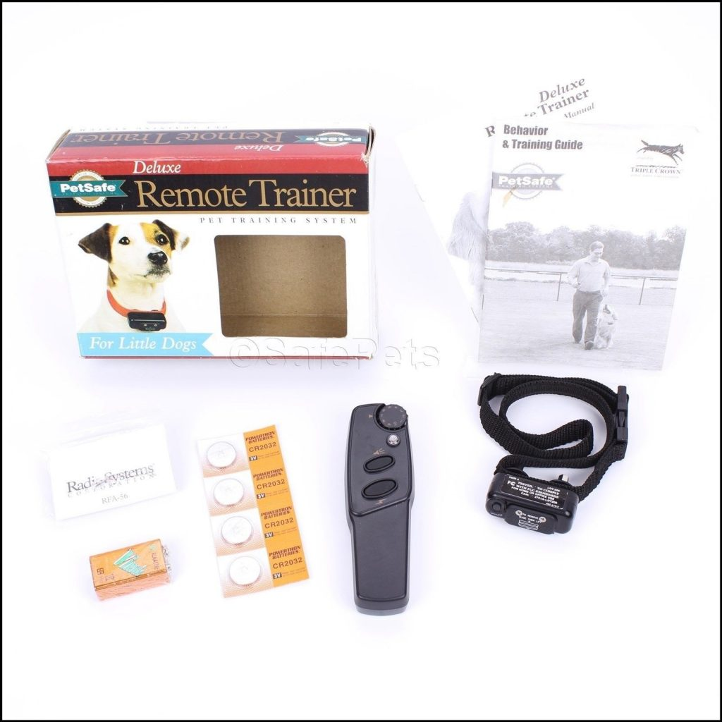 PetSafe Deluxe Little-Dog Remote Trainer PDLDT-305 – Best Bark Shock Collar Features