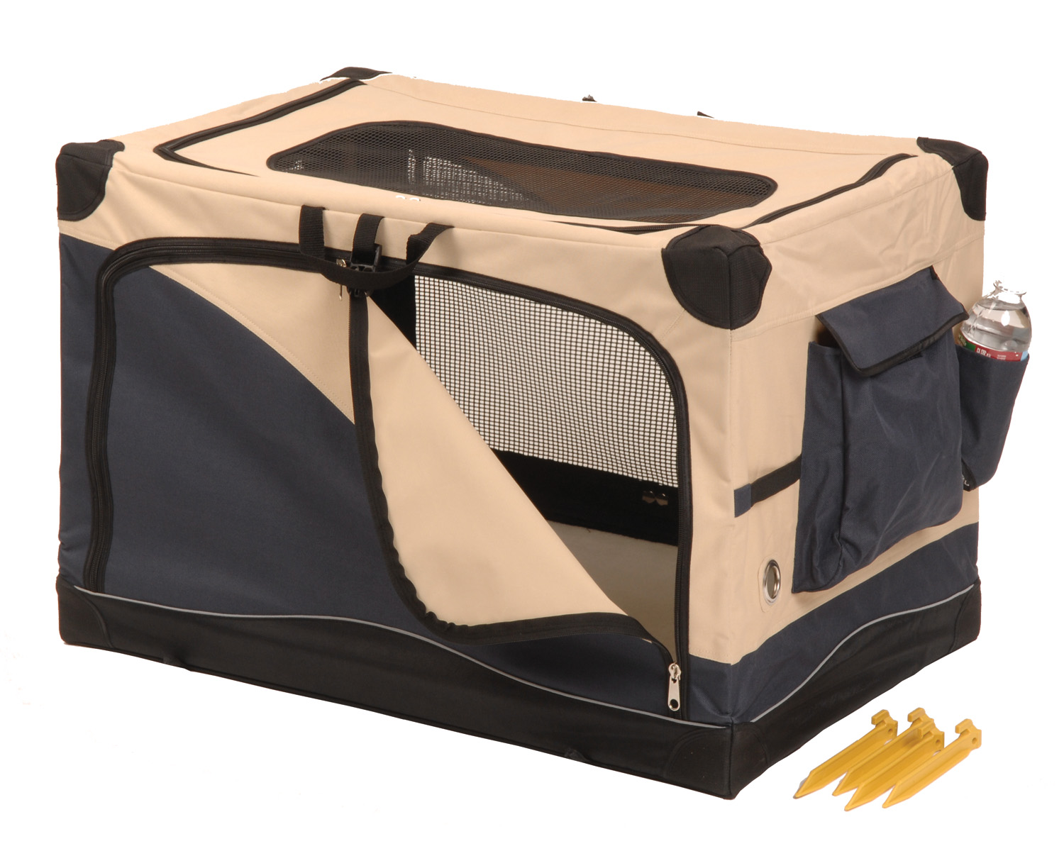 Soft Side Pet Crate by Precision Pet